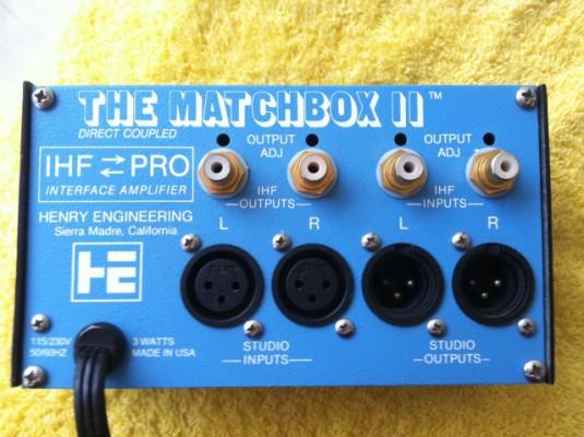 THE MATCHBOX-Convertidor