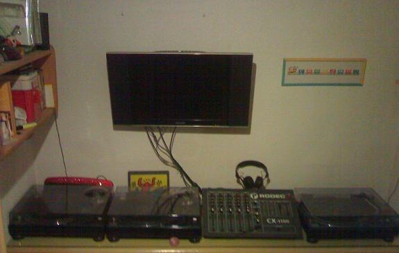 Mesa completa de DJ o por partes