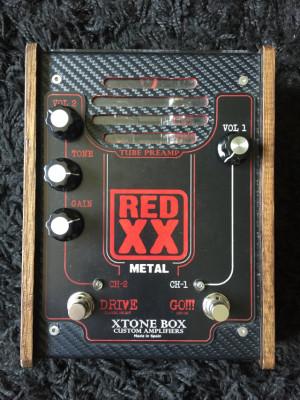 Preamp a válvulas de Xtone Box