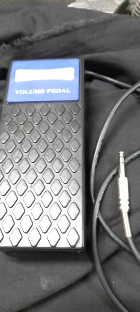 Pedal volumen/expresión