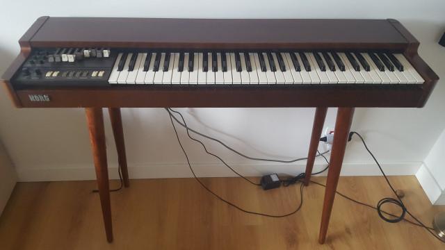 Korg cx3 órgan Hammond