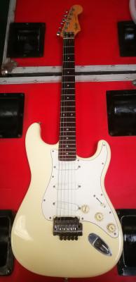 Fender strato Japan la ceremonia sensor