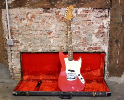 Fender Bronco de 1968