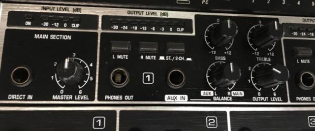 Behringer Power play XL HA4700