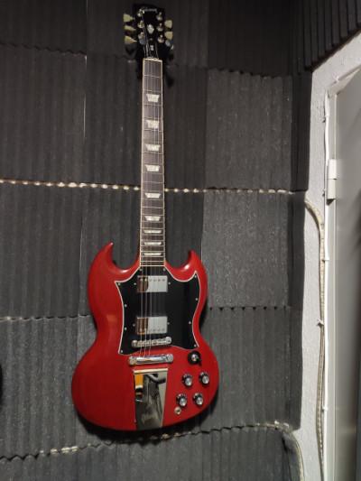 RESERVADA!! Gibson SG Customizada año 2000