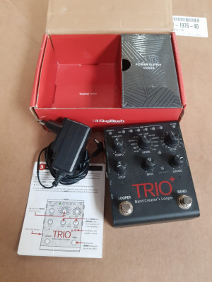 DIGITECH TRIO+ Band Creator Looper
