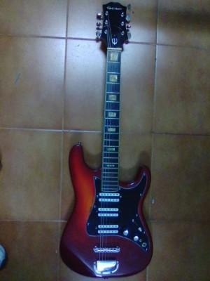Guitarra Epiphone vintage