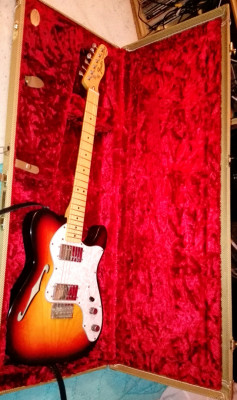 FENDER TELECASTER THINLINE72 AMERICAN VINTAGE FACTORY SPECIAL RUN