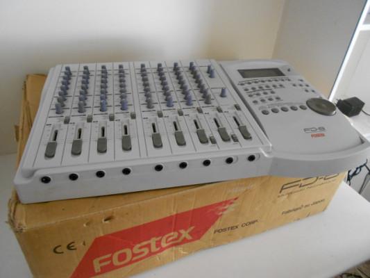 FOSTEX FD 8