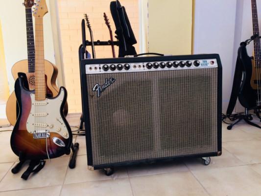 Vendo Amplificador Twin Reverb Silverface Master del 79