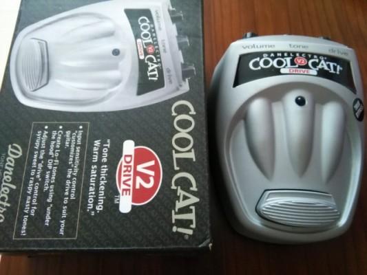 Danelectro CO-2 Cool Cat Drive (envío ordinario incluido)
