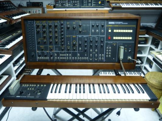 Sintetizador analógico Korg PS-3200 + PS-3010 + PS-3001