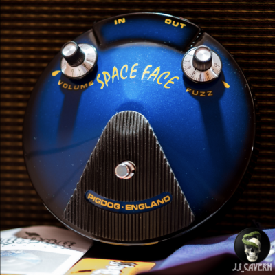 Pigdog Custom Space Face with NOS BC209 (Fuzz Face)