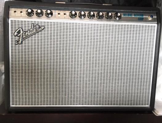 Fender FSR 68 Custom Deluxe Reverb