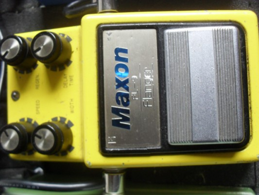 Pedal flanger maxon fl9 japonez