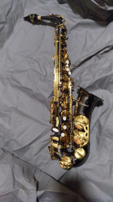 soxofon /saxo alto negro Bernard Bas 430bk