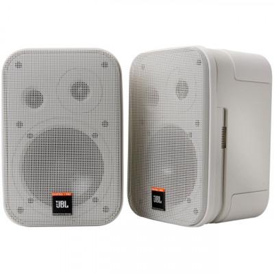 JBL Control 1 Pro (2 parejas, 4 monitores) color blanco