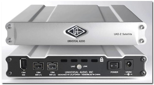 Vendo UAD Satellite 2 DUO