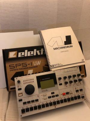 Elektron Machinedrum SPS-1 UW MKI