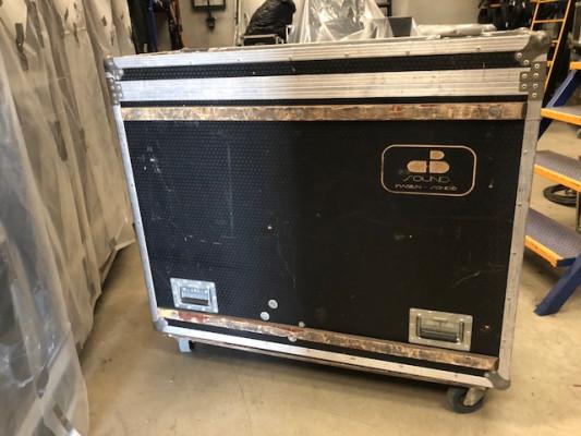 Allen&Heath T112 superficie + Stage Box  48/24
