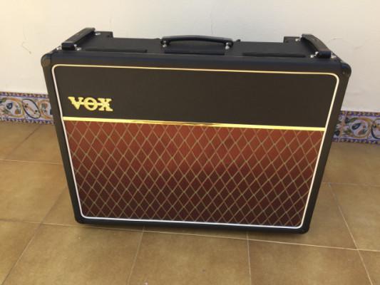 Amplificador VOX AC-30 Non Top Boost 1964