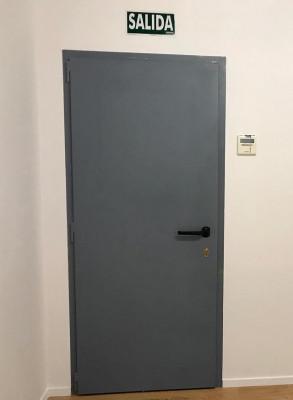 Puertas acústicas insonorización 61dB