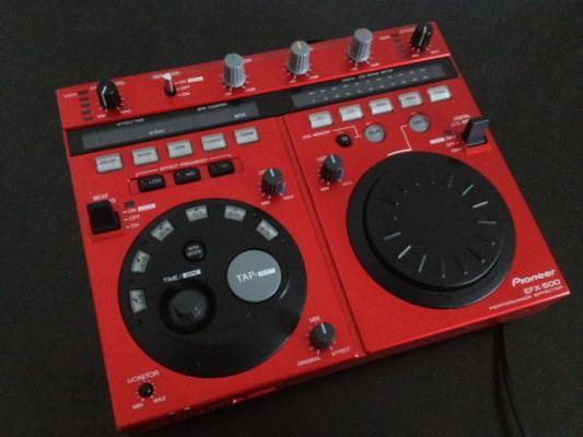 PIONEER EFX 500 - Condiciones actualizadas -