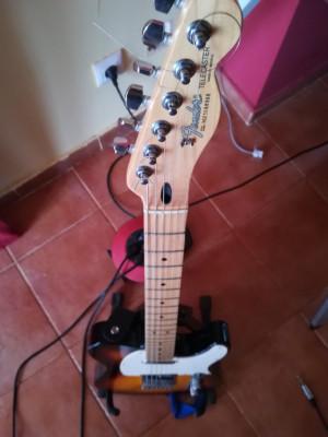 Fender Telecaster MIM 2005 sunburst