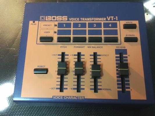 BOSS VT1 VOICE TRANSFORMER