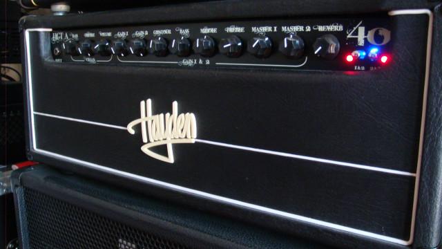 Hayden HGT A 40 REBAJADO!!! 350 Euros!!!