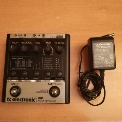 tc electronic nova repeater  RPT -1