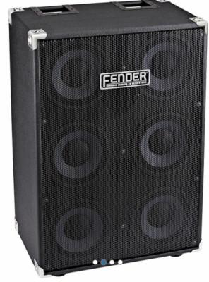 "Pantalla Bajo Fender 6x10"" // Pro Series // REBAJADA"