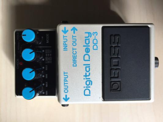 """Boss DD-3 MIJ Blue Label """"Long chip"""""""