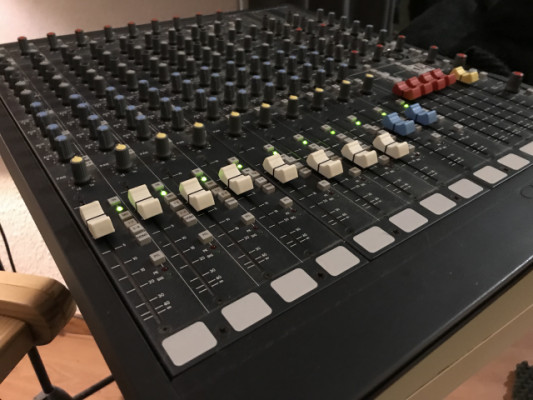 Vendo soundcraft K1 impecable