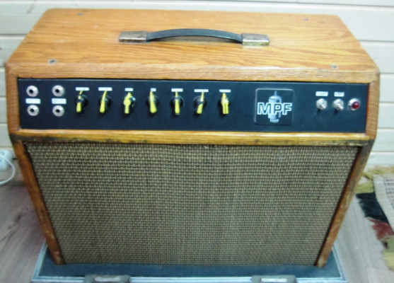 Amplificador MPF (Custom)