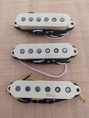 Fender Noiseless Set Strat Vintage WH