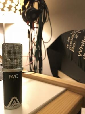 Apogee mic 96 khz