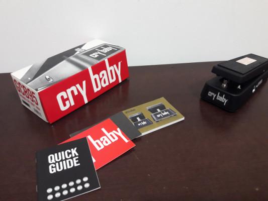 """PEDAL WHA - WHA """"CRY BABY GCB 95"""""""