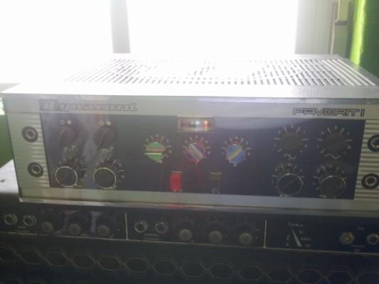 Cabezal Amplificador a válvulas Dynacord Favorit de 1967