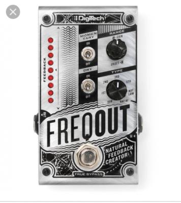 Feedbacker Digitech Freqout