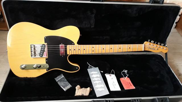 Fender Telecaster Vintage Hot Rod '52