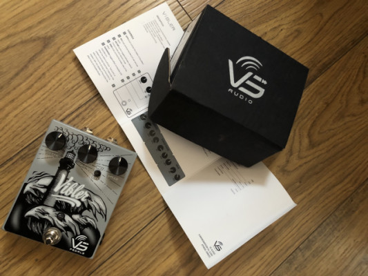 REBAJA-Vs Audio VIBLER