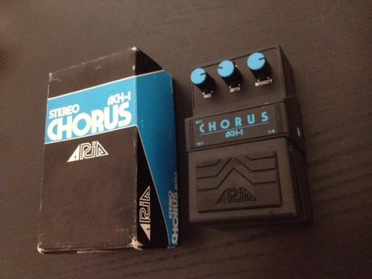Aria ACH-1. Chorus stereo japonés de los 80.