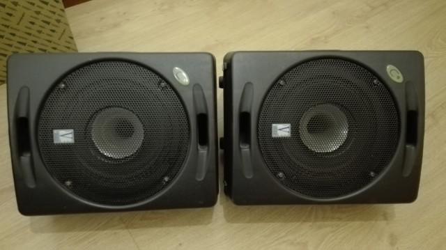 Altavoces Voice Systems 100w Autoamplificados