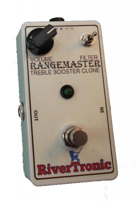 Pedal guitarra eléctrica Rangemaster Treble Booster