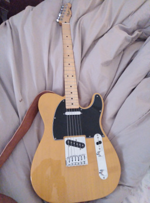Fender Telecaster Standar MIM Texas Special