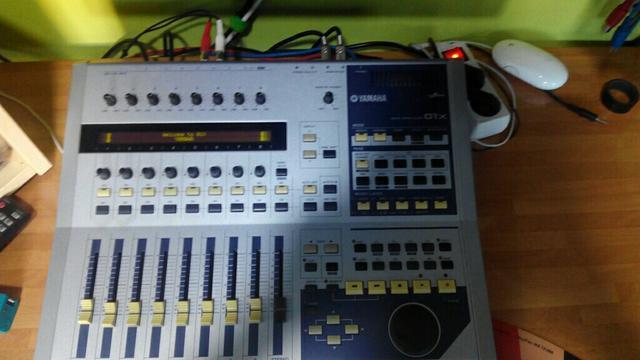 Mesa Yamaha 01x