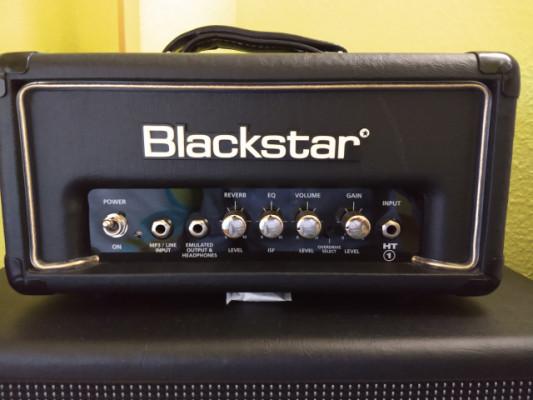 Blackstar HT 1R Cabezal más pantalla