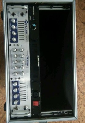 Cabezal de Bajo Mesa Boogie M-Pulse 600