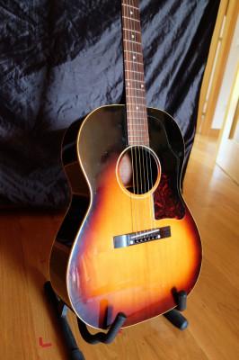 acústica Gibson LG-1 de 1960